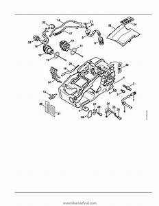 Stihl Ms 210 Parts Diagram