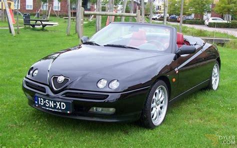 Alfa Romeo V6 by 1997 Alfa Romeo Spider 3 0 V6 For Sale Dyler