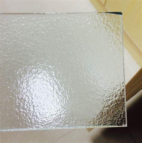 mm clear pattern glass rain supplier mm rain pattern