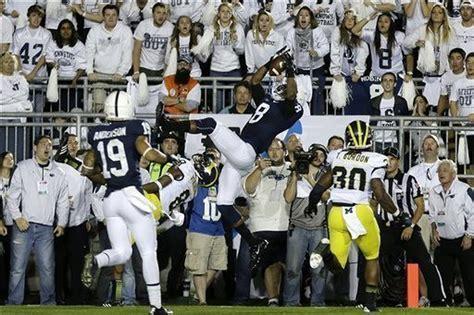 Penn State football team uses miraculous last-minute drive ...