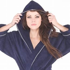 Morgenmantel Damen Baumwolle : bademantel morgenmantel saunamantel baumwolle frottee kapuze f r sie ihn amrum ebay ~ Watch28wear.com Haus und Dekorationen
