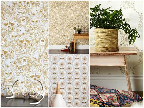 tapisserie moderne pour chambre idee deco papier peint salle a manger cgrio