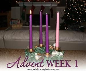 Week 4 Advent Reading : advent wreath traditions celebrating holidays ~ Haus.voiturepedia.club Haus und Dekorationen