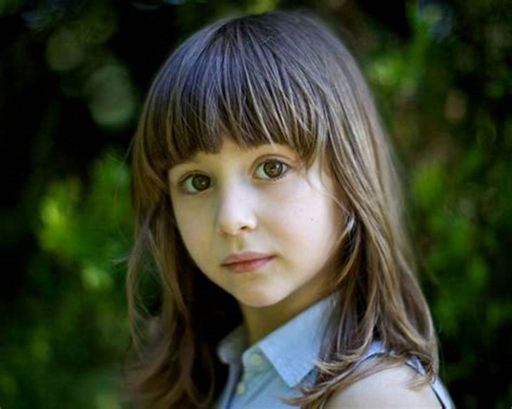 #Beautiful #28 #Lovely #Kids #Hairstyles #For #Girls