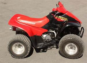 2001 Honda Fourtrax 90 Quad