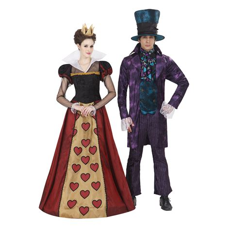 Totally Ghoul Halloween Queen Of Hearts Costume Size: One ...