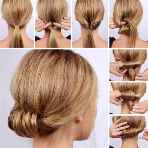 how to style your hair up 30 step by step hairstyles for hair tutorials you 1549