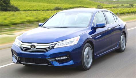 2019 Honda Accord Hybrid Touring Specs