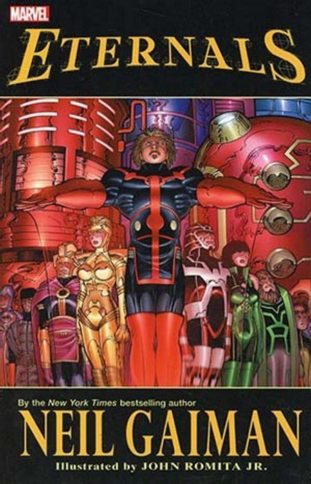 Eternals 1 (Marvel Comics) - ComicBookRealm.com