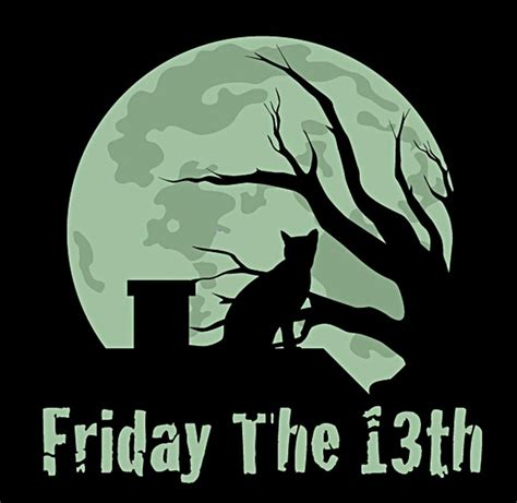 Friday 13th Superstition Quotes