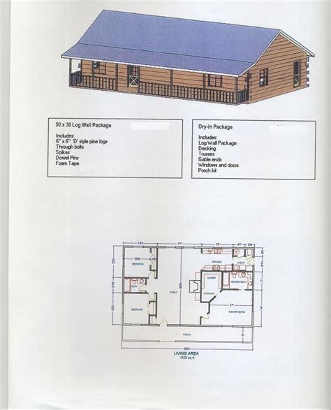 home builders plans 50x30plan carpenter log homes plans on 30x50 home floor