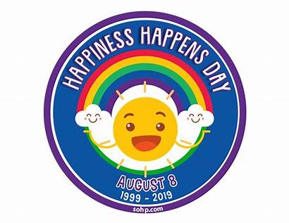 Happiness Happens Month 20th Sohp Cheers