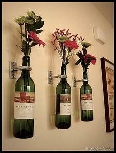 Decorate With DIY Upcycled Wine Bottle Ideas Snappy Pixels