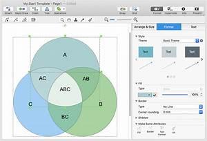 Creating A Venn Diagram