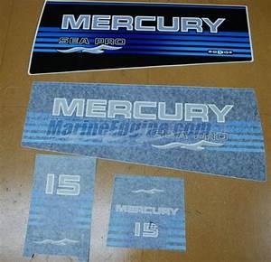 Mercury Marine 20 Hp  2 Cylinder  Service    Support