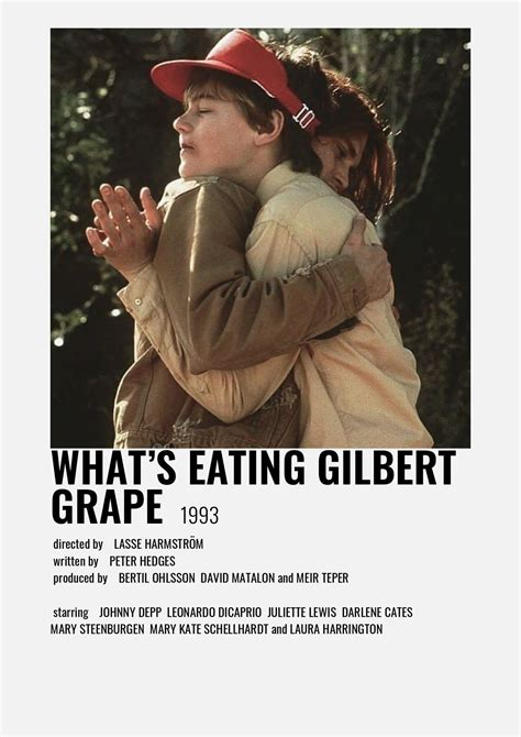 WHATS EATING GILBERT GRAPE POLAROID POSTER by me @ju__cht ...