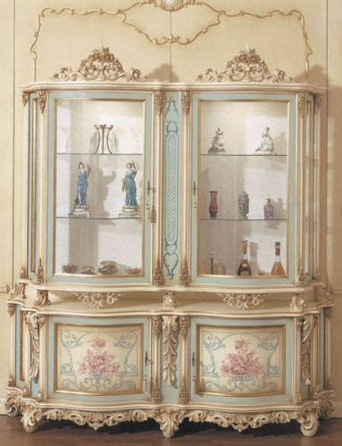 hand painted armoires  images baroque furniture
