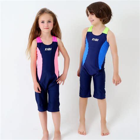 discount baby clothes aliexpress com buy child sport swimwear one boys