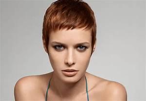 Coloration Cheveux Court : couleur et coupe de cheveux court ~ Melissatoandfro.com Idées de Décoration
