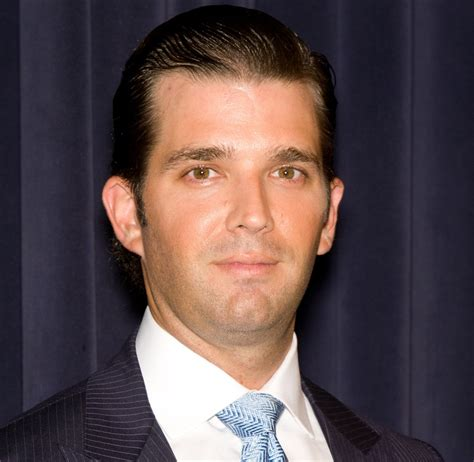 trump donald jr biography age eric profile star face president facts quick date