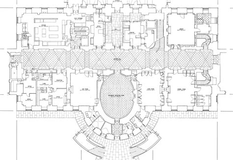 architectural plans for homes floor plans of the white house escortsea