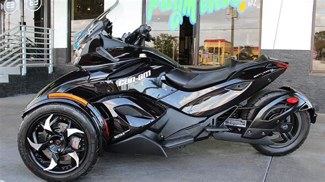 2013 Can-am Spyder St-s For Sale Near New Port Richey