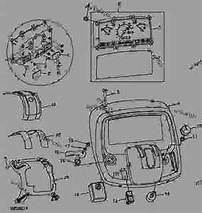John Deere 4310 Tilt Steering Parts
