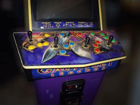 Gauntlet Legends Arcade Cabinet by Gauntlet Legends Vintage Arcade Superstore