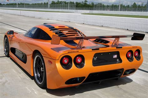 Top 5 American Supercars