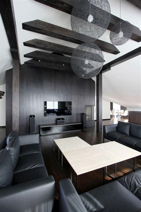 appartement moderne am 233 nag 233 dans les combles d un immeuble