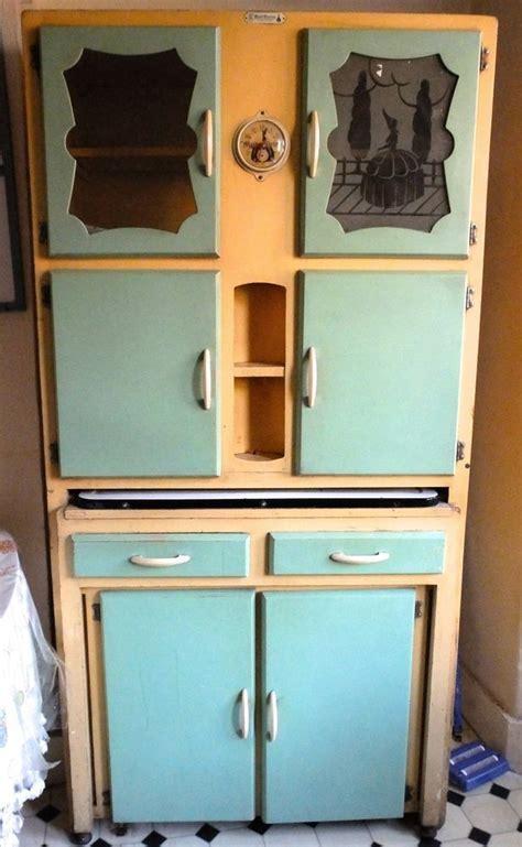 Vintage Retro 1950s Kitchen Unit, Dresser, Cupboard   Maid