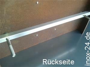 Löcher Wand Füllen : cortenstahl corten stahl hausnummernschild schild hausnummer metallwaren andreas schnitker ~ Sanjose-hotels-ca.com Haus und Dekorationen