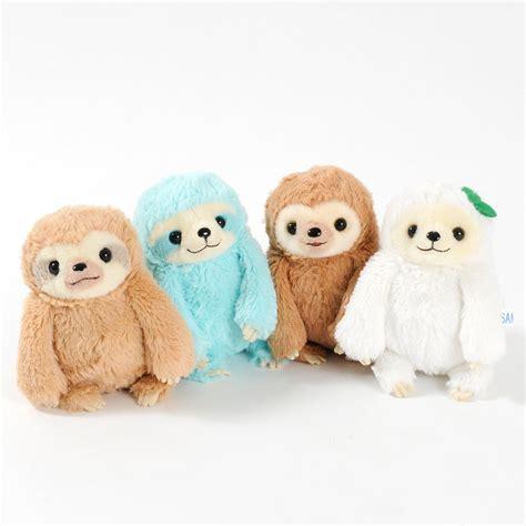 Namakemono Mikke Sloth Plush Collection (Standard)   Tokyo