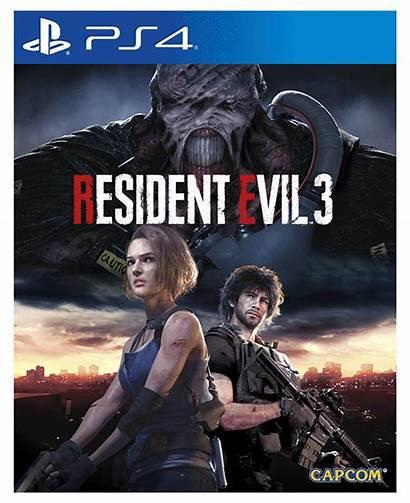 Resident Evil Ps4 Remake Lenticular Edition Resistance