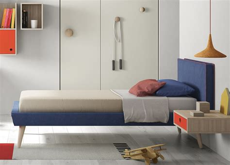 woody hug single bed contemporary modern single beds