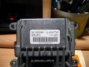 Pompe Injection Opel Zafira : opel astra 1 7 dti ecu pompe injection en panne opel m canique lectronique forum ~ Gottalentnigeria.com Avis de Voitures