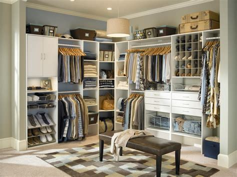 Bedroom Closet by Bedroom Closet Ideas And Options Hgtv