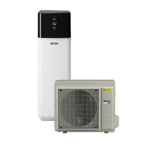Luft Wasser Waermepumpen Mit Inverter Technik by Heizsysteme Heizen K 252 Hlen Warmwasser Rotex