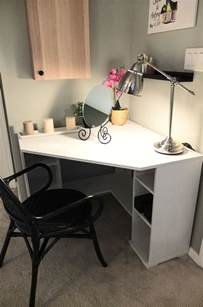 best 25 corner desk ideas on pinterest