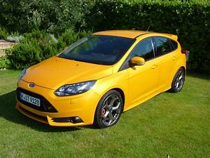 2013 Ford Focus St Fuel Economy Numbers Published