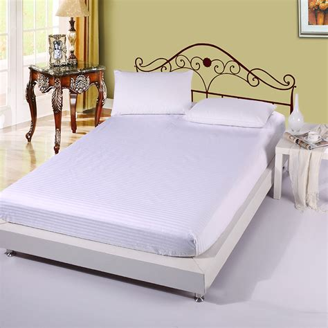 wholesale solid color 100 cotton white single
