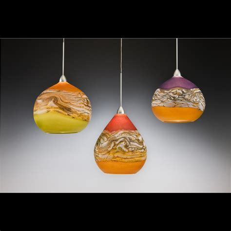 Pendant Lighting Ideas: best sample blown glass pendant