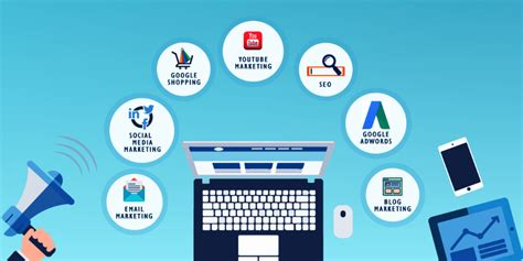 essential digital marketing services   business