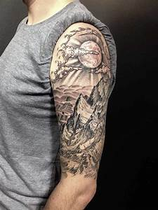 Tatouage Arriere Bras : quel tatouage bras homme est fait pour vous 50 id es en styles vari s ~ Melissatoandfro.com Idées de Décoration