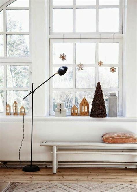 Weihnachtsdeko Für Fenster Selber Basteln by Bezaubernde Winter Fensterdeko Zum Selber Basteln