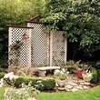 Trellis Design Ideas: Trellises with Fences or Screens ...