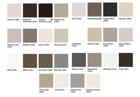 nuancier couleur peinture pour cuisine peinture grise 28 nuances de gris pour les murs