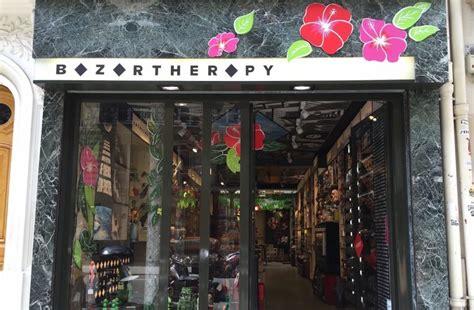 bazartherapy concept store rue beaurepaire clem around the corner