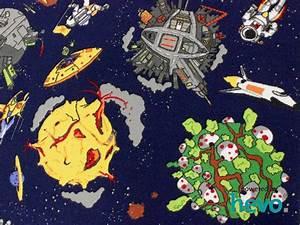 space weltraum hevo r teppich spielteppich With balkon teppich mit lego star wars tapete