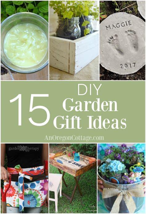 gardeners gifts ideas 15 simple lovely diy garden gift ideas